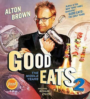 Good Eats: The Middle Years, Brown, Alton, Good Book