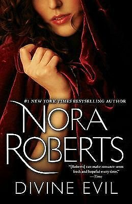Divine Evil, Nora Roberts, Good Book