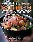 Classic Chinese Cookbook, So, Yan-kit, Good Book