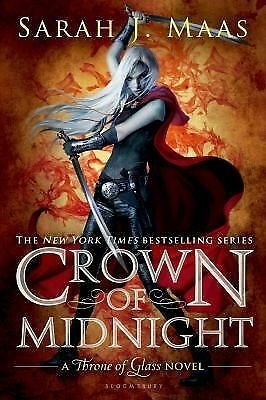 Crown of Midnight (Throne of Glass) by Maas, Sarah J.