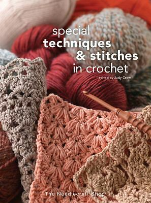 Special Techniques & Stitches in Crochet, , Acceptable Book