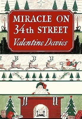 Miracle on 34th Street: [Facsimile Edition], Davies, Valentine, Acceptable Book