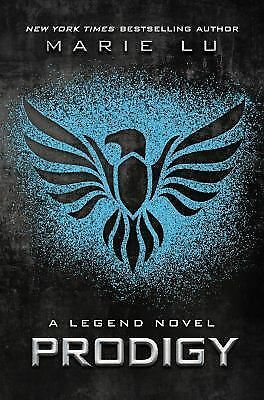 Prodigy: A Legend Novel, Lu, Marie, Acceptable Book