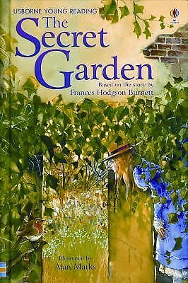 The Secret Garden (Usborne Young Reading: Series Two) by Burnett, Frances Hodgs