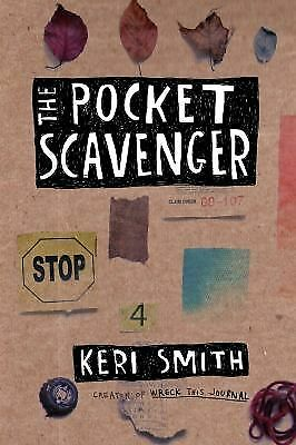 The Pocket Scavenger, Smith, Keri, Acceptable Book