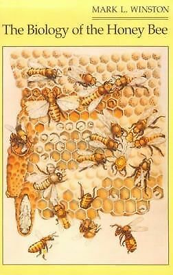 The Biology of the Honey Bee, Winston, Mark L., Acceptable Book