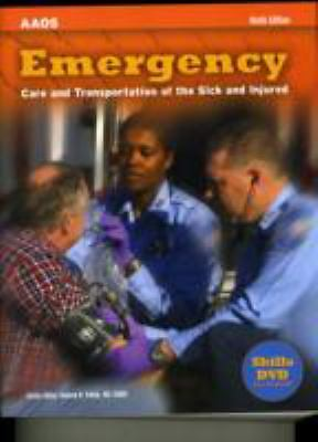Emergency Care And Transportation Of The Sick And Injured (AAOS), , Acceptable B