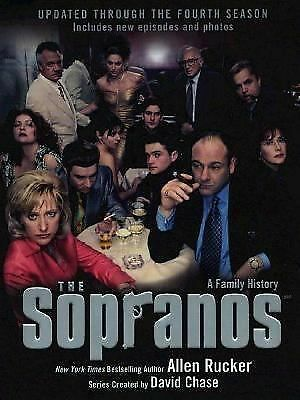 The Sopranos: A Family History --Season 4 (Revised and Updated), Rucker, Allen,