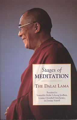 Stages Of Meditation by Dalai Lama