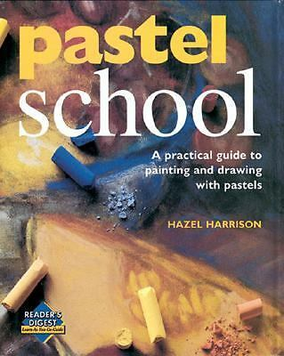 Pastel School (Learn as You Go),Harrison, Hazel,  Acceptable  Book