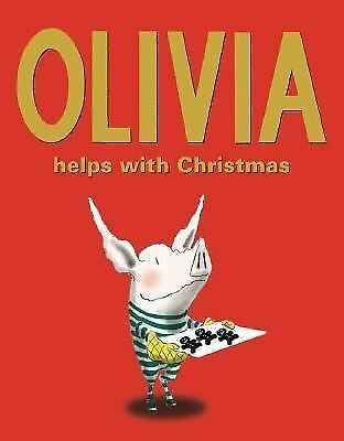 Olivia Helps with Christmas, Falconer, Ian, Good Book