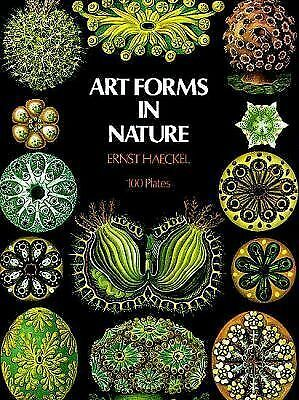 Art Forms in Nature (Dover Pictorial Archive), Haeckel, Ernst, Acceptable Book