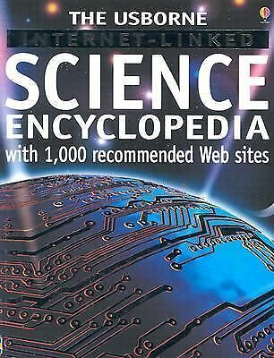 The Usborne Internet-Linked Science Encyclopedia (Usborne Internet-Linked Discov