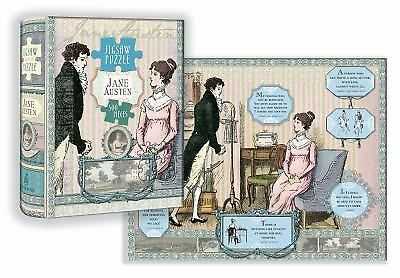 Jane Austen Puzzle: 500-Piece Puzzle, Potter Style, Good Book