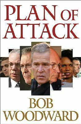 Plan of Attack by Bob Woodward (2004, Hardcover)