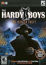 The Hardy Boys: The Hidden Theft - PC, Good Windows XP, Windows Vista, Pc Video