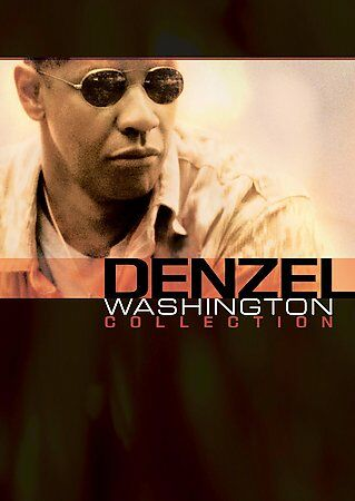 Denzel Washington Collection [DVD] by