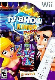 TV Show King Party - Nintendo Wii by UBI Soft