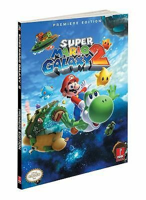 Super Mario Galaxy 2: Prima Official Game Guide (Prima Official Game Guides) by
