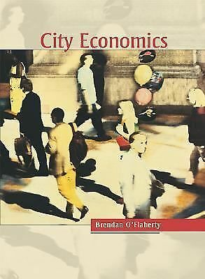 City Economics,O'Flaherty, Brendan,  Acceptable  Book