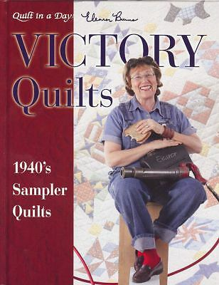 Victory Quilts, Burns, Eleanor, Good Book