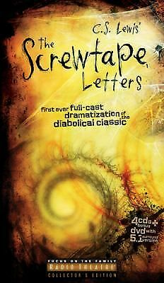 The Screwtape Letters: First Ever Full-cast Dramatization of the Diabolical Cla