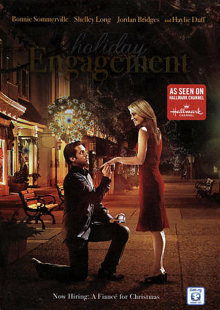 Holiday Engagement, New DVD, Sam McMurray, Jordan Bridges, Bonnie Somerville, Sh
