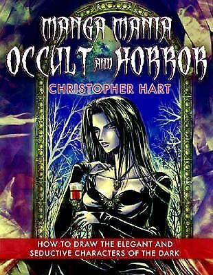 Manga Mania Occult & Horror: How to Draw the Elegant and Seductive Characters of