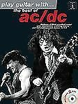Play Guitar with the Best of AC/DC,AC/DC,  Acceptable  Book