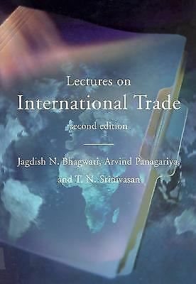 Lectures on International Trade - 2nd Edition,Srinivasan, T. N., Srinivasan, T N