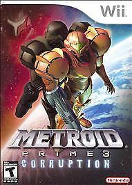 Metroid Prime 3: Corruption by Nintendo