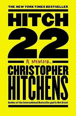 Hitch-22: A Memoir, Christopher Hitchens, Good Book
