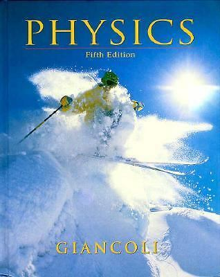 Physics: Principles with Applications (5th Edition), Giancoli, Douglas C., Accep