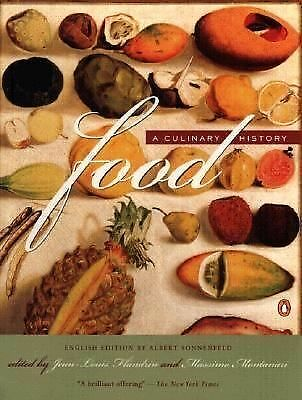 Food: A Culinary History (European Perspectives), , Acceptable Book