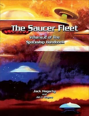 The Saucer Fleet by Hagerty, Jack, Rogers, Jon