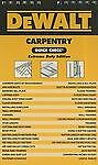 DEWALT Carpentry Quick Check: Extreme Duty Edition (DEWALT Series), Prince, Chri