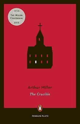 The Crucible (Penguin Plays), Arthur Miller, Good Book