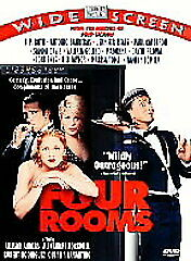 Four Rooms, Good DVD, Tamlyn Tomita, Quentin Tarantino, David Proval, Paul Calde