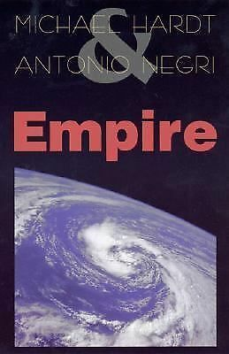 Empire by Hardt, Michael, Negri, Antonio