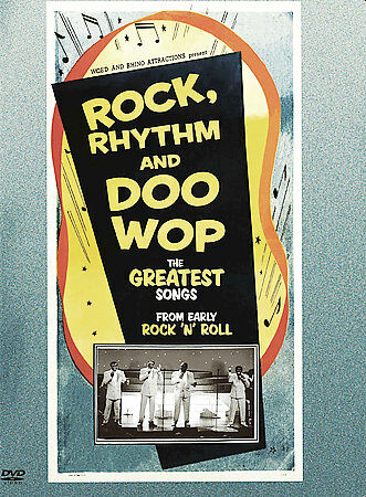 Rock, Rhythm and Doo Wop, Good DVD, ,