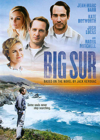 Big Sur, Good DVD, Radha Mitchell, Anthony Edwards, Stana Katic, Josh Lucas, Kat