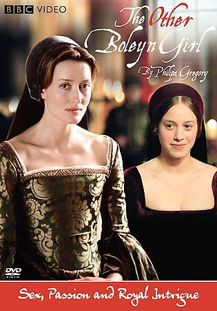The Other Boleyn Girl, Good DVD, Natascha McElhone,