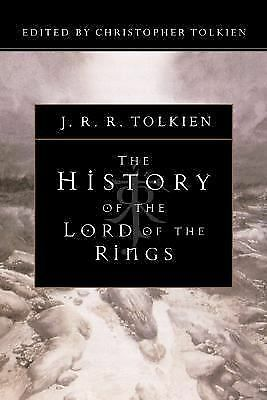 The History of the Lord of the Rings, Tolkien, J.R.R., Good Book