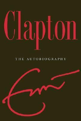 Clapton: The Autobiography, Clapton, Eric, Good Book