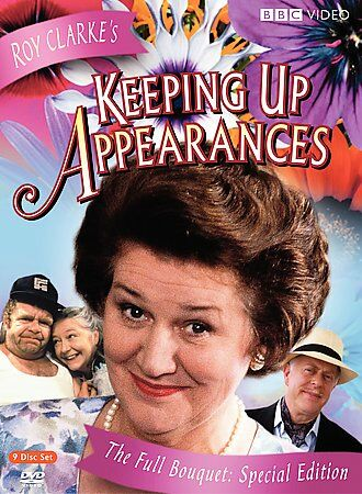 Keeping Up Appearances: The Full Bouquet - Special Edition DVD, Acceptable DVD,