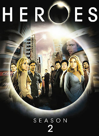 Heroes: Season Two, Good DVD, Noah Gray-Cabey, Panettiere, Hayden, Adran Pasdar,