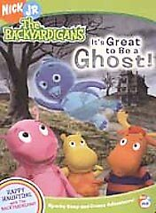 BACKYARDIGANS-ITS GREAT TO BE A GHOST (DVD), Good DVD, ,