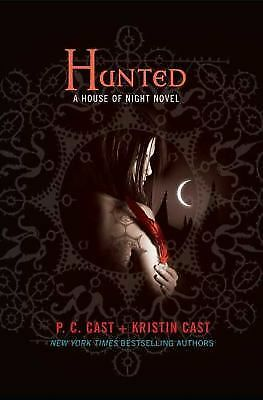 Hunted (House of Night, Book 5), Cast, Kristin, Cast, P. C., Good Book