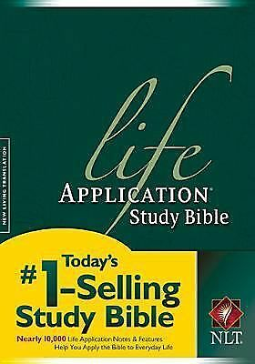 Life Application Study Bible NLT by
