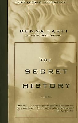 The Secret History, Donna Tartt, Acceptable Book